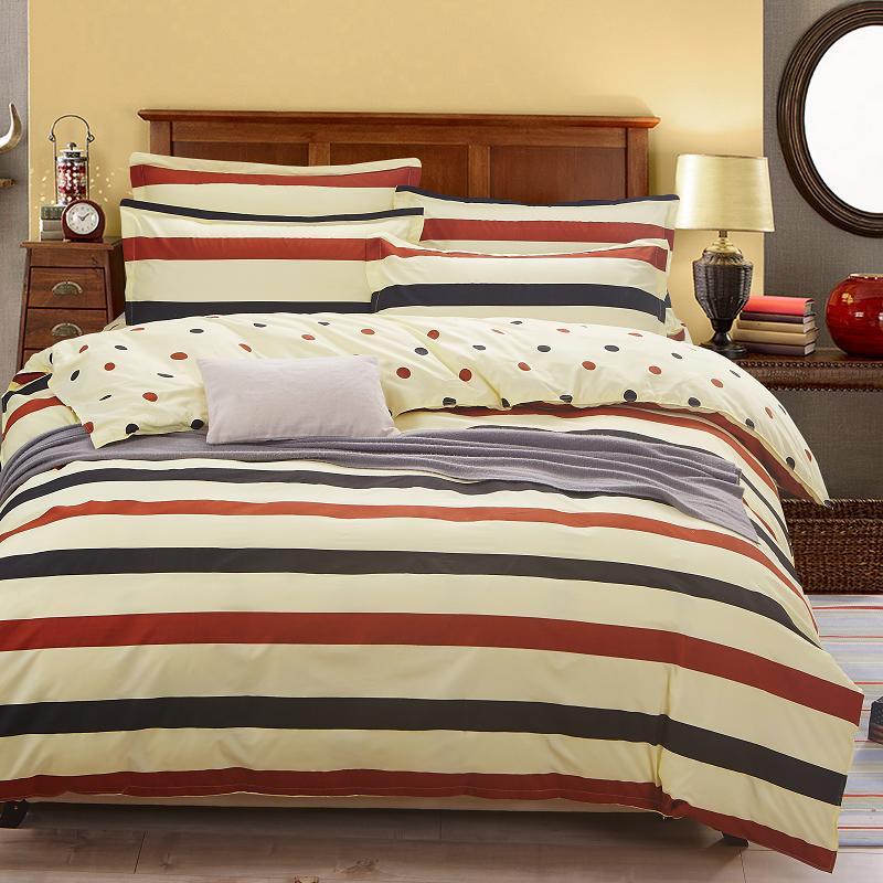 UNIHOME Cotton Blend Duvet Cover Sets, Vintage Floral Pattern Design(lohunshidai)