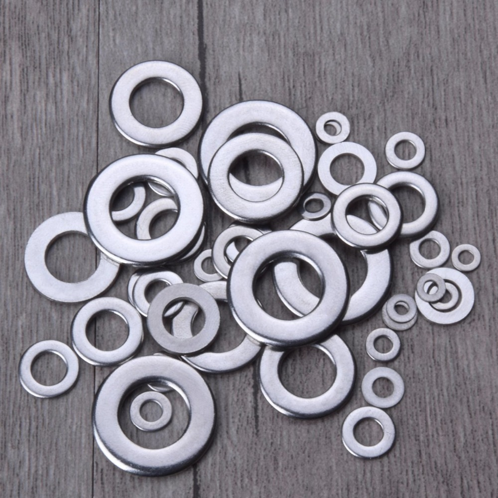 100pcs-din125-iso7089-m16-m2-m25-m3-m35-m4-m5-m6-m8-304-stainless-steel-flat-machine-washer-plain-washer-gaskets-hw001