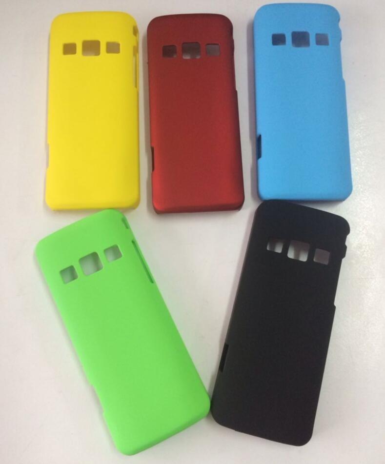 AIPUWEI Para samsung S5610 FUNDAS Caso Matte Hard Cover Capa Para coque S5610 FUNDA Para Samsung gt tampa do telefone da pele caixa de plástico