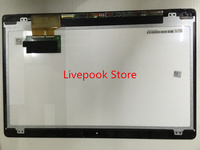 Original Laptop LCD assembly For DELL E7440 LCD display touch screen digitizer replacement