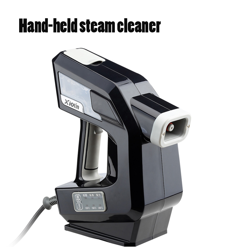 1pc handheld steam cleaning machine   multi - functional high - temperature sterilization  home strong steam engine 1pc household high temperature kitchen bathroom steam cleaning machine handheld high temperature sterilization washing machine