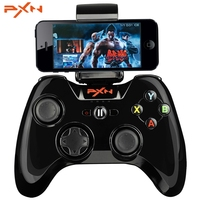 PXN PXN 6603 Portable Joystick Vibration Handle Gamepad MFi Certified Wireless Bluetooth Game Controller For Iphone