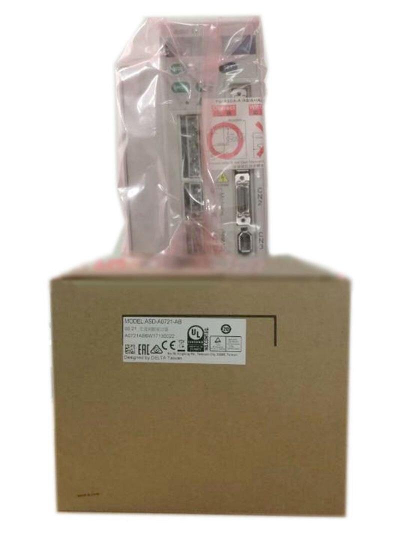 New Original ASD-A0721-AB 1ph 220V 750W 4.7A Encoder Resolution 2500ppr AC Sevor Drive encoder oss 02 1 new original