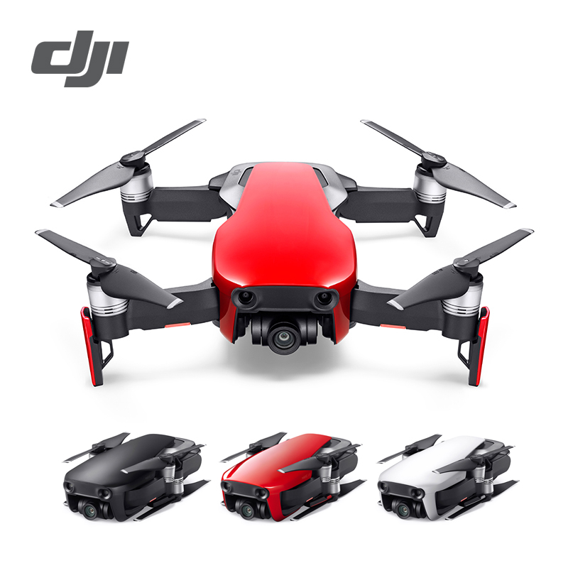EU Version DJI Mavic Luft Drone & Mavic Air Fliegen Mehr Combo Drone mit 3-Achsen Gimbal 4 karat kamera und 8 gb Internen Speicher Quadcopte
