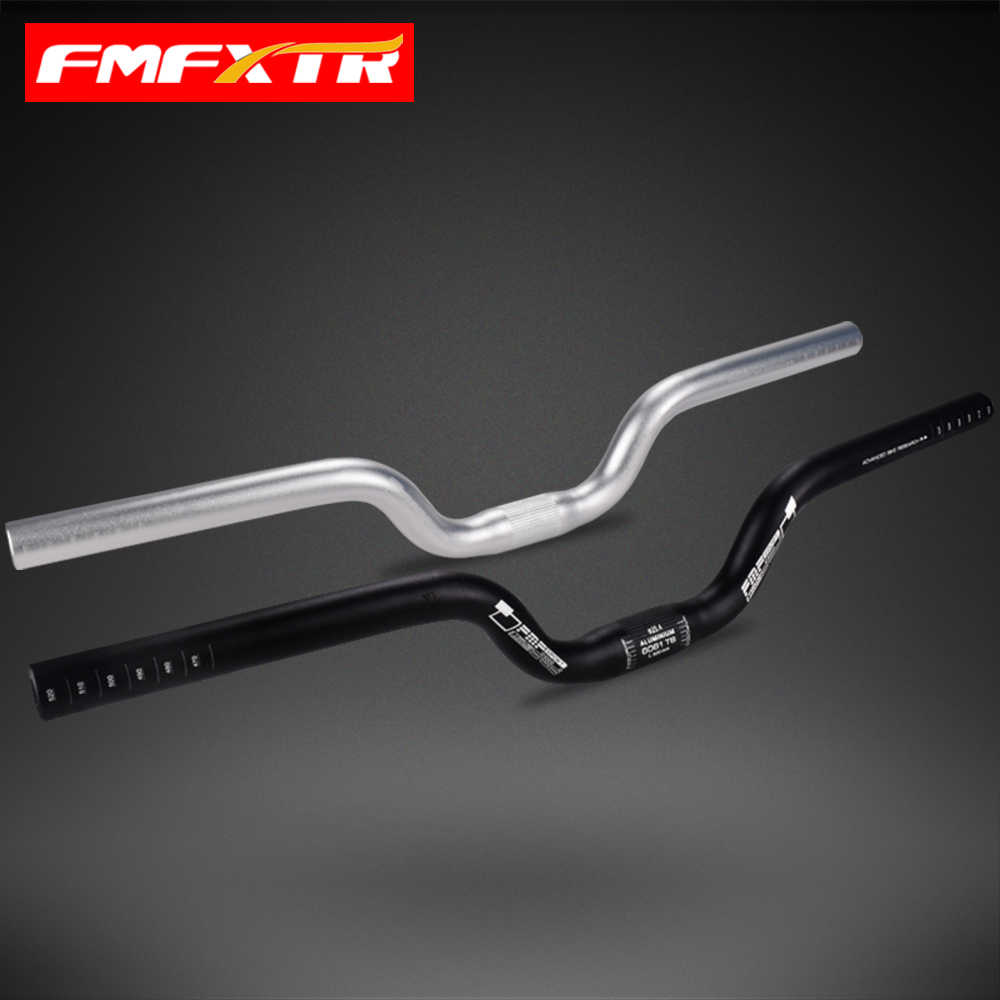 Aluminium MTB Mountain Road Bike Bicycle Riser Bar Handlebar 25.4*600mm
