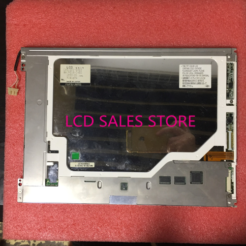 NA19018-C401 LCD ORIGINAL A+GRADE MADE IN JAPAN CA51001-0202 ums 7371mc 3f lcd screen display original made in japan a