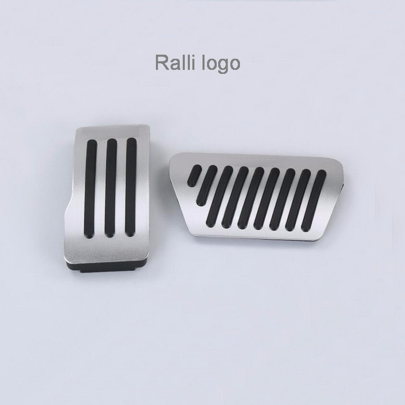 Etiquetas engomadas de la cubierta del pedal del freno / gas - Accesorios de interior de coche - foto 5