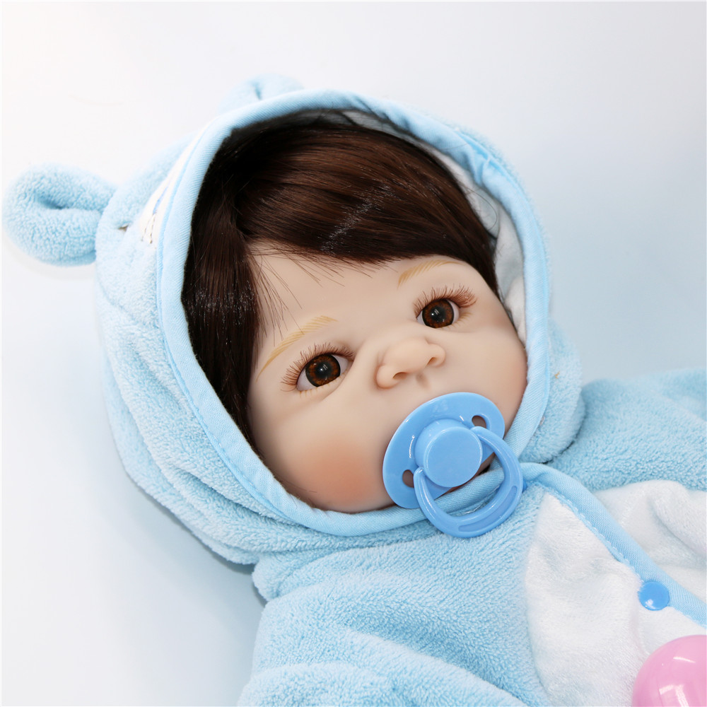 22-23inch 55-57cm Bebe Reborn Doll full Silicone Boy Toy Reborn Baby Doll Gift  for Children real alive toys plush doll lol bjd 22-23inch 55-57cm Bebe Reborn Doll full Silicone Boy Toy Reborn Baby Doll Gift  for Children real alive toys plush doll lol bjd