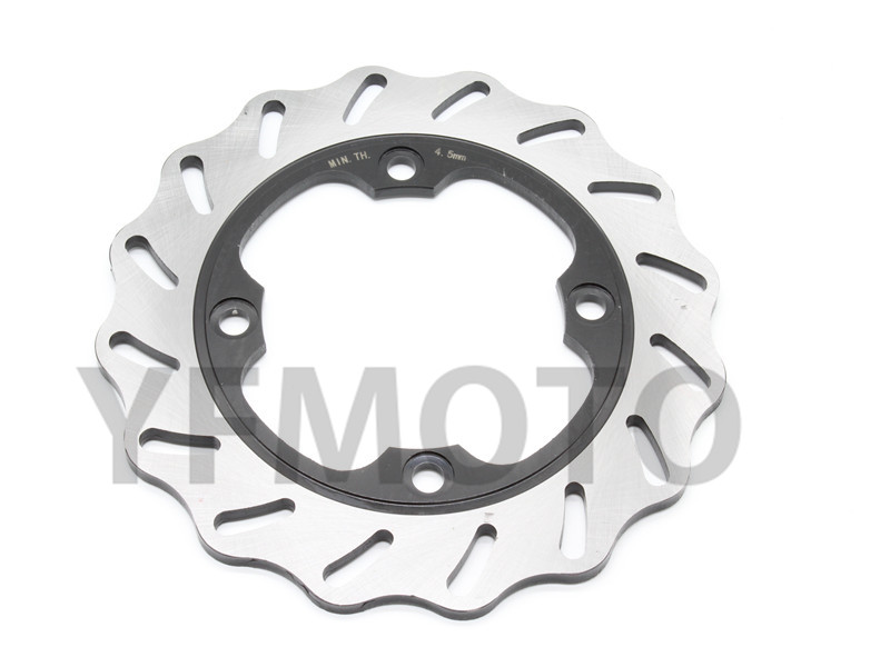 New Motorcycle Rear Brake Disc Rotor For Honda CBR600 F2/F3/F4/F4i 1991-2006 CBR 600 RR 2003-2008 05 06 CB 600 HORNET 1998-2006 3 pair set for honda brake pads cbr1000 cbr600 cbr 600 1000 rr 2006 2007 2008 2009 2010 front rear