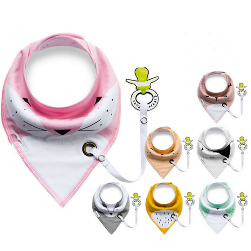 Nieuw Baby Cotton Double Mouth Speeksel Handdoek Slabbetjes Nieuw Baby Burst Maternal Child Supplies slabbetjes