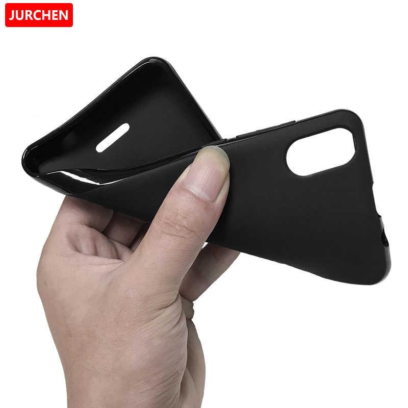 JURCHEN Ốp Lưng Điện thoại WIKO Y60 Dành Cho Wiko Y 60 Dán 3D Họa Tiết Mềm TPU Ốp Lưng Coque Cho wiko Y60 WikoY60 Ốp Lưng