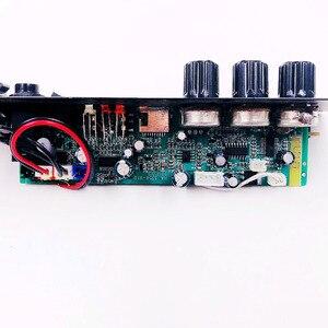 Image 2 - Altoparlante senza fili di Bluetooth Audio Ricevitore 50W amplificatore di Potenza Digitale Consiglio subwoofer microfono Riverbero 7.4V batteria al litio