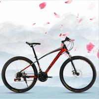 Bicicletas mountain bike 24 polegadas amortecimento disco freio roda de amortecimento mountain bike