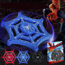 2017 NEW Anime Spider Fidget Spinner Fashion Finger Spinner Fingertips Hand Spinner Gyro Gyroscope Toys For Children