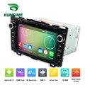 Quad Core 1024*600 Android 5.1 Автомобильный DVD Gps-навигация Плеер Автомобиля Стерео для Honda CR-V 2006-2011 радио 3 Г Wi-Fi Bluetooth