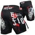 Pantalones cortos de boxeo muay thai cortos hayabusa mma bad boy mma trunks muay thai kickboxing cortos de camuflaje desgaste de lucha de mma pantalones