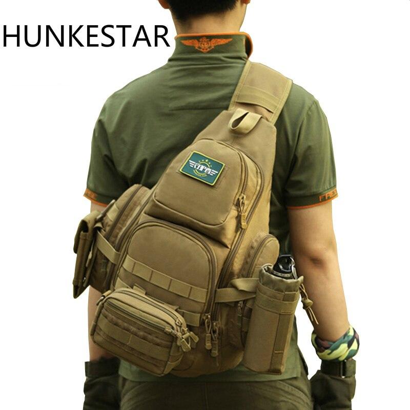 20l Sport Bag Men Tactical Backpack Sling Shoulder Bag Waterproof Molle Military Backpacks For Camping Hiking Hunting Travel