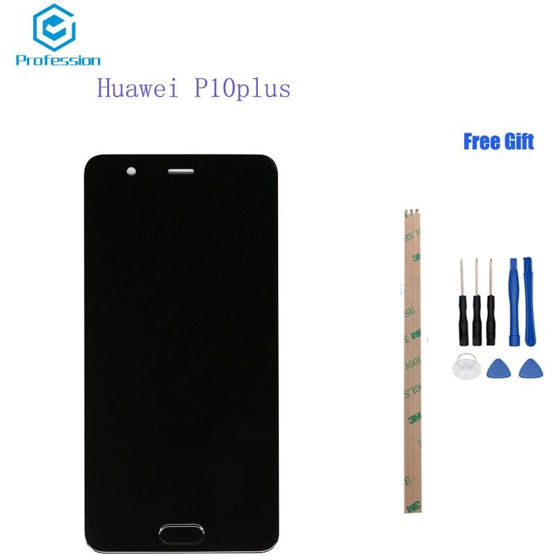 Pour Huawei P10 Plus VKY-AL00 TL/CL00 Écran LCD Affichage et Écran Tactile Digitizer Assemblée Remplacement + Outils + adhésif
