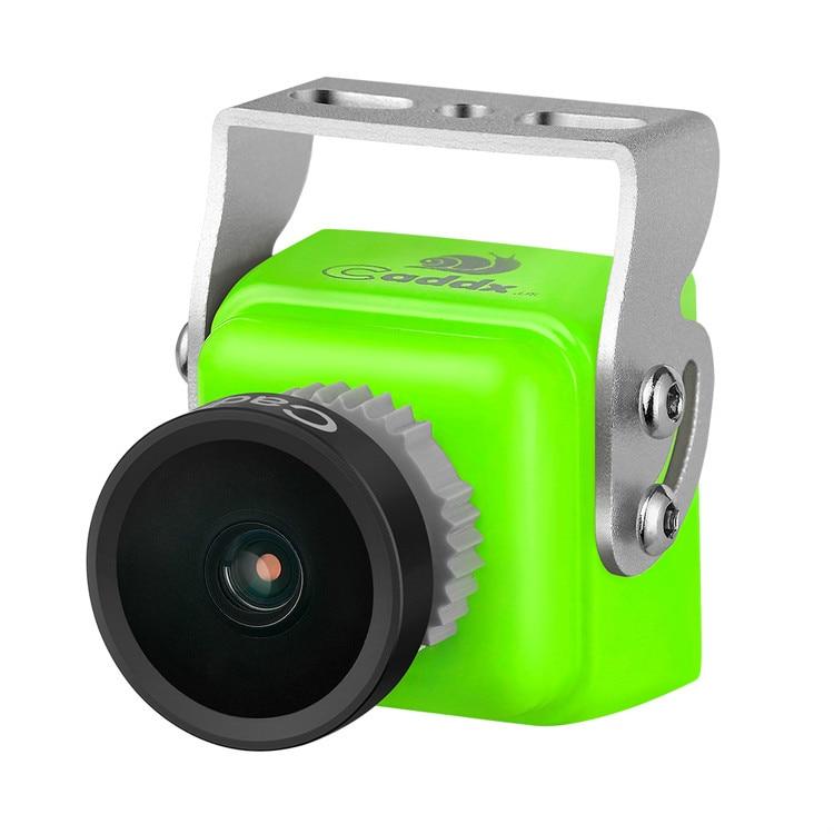 Caddx Turbo SDR2 FPV Camera1/2,8 2,0 мм 1200TVL низкой задержкой WDR 16:9/4:3 переключаемый для RC модели Multicopter Часть Аксессуары