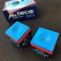2PCS Snooker High Quality Profession Oily Billiard Chalks Chalk Billard Accessory