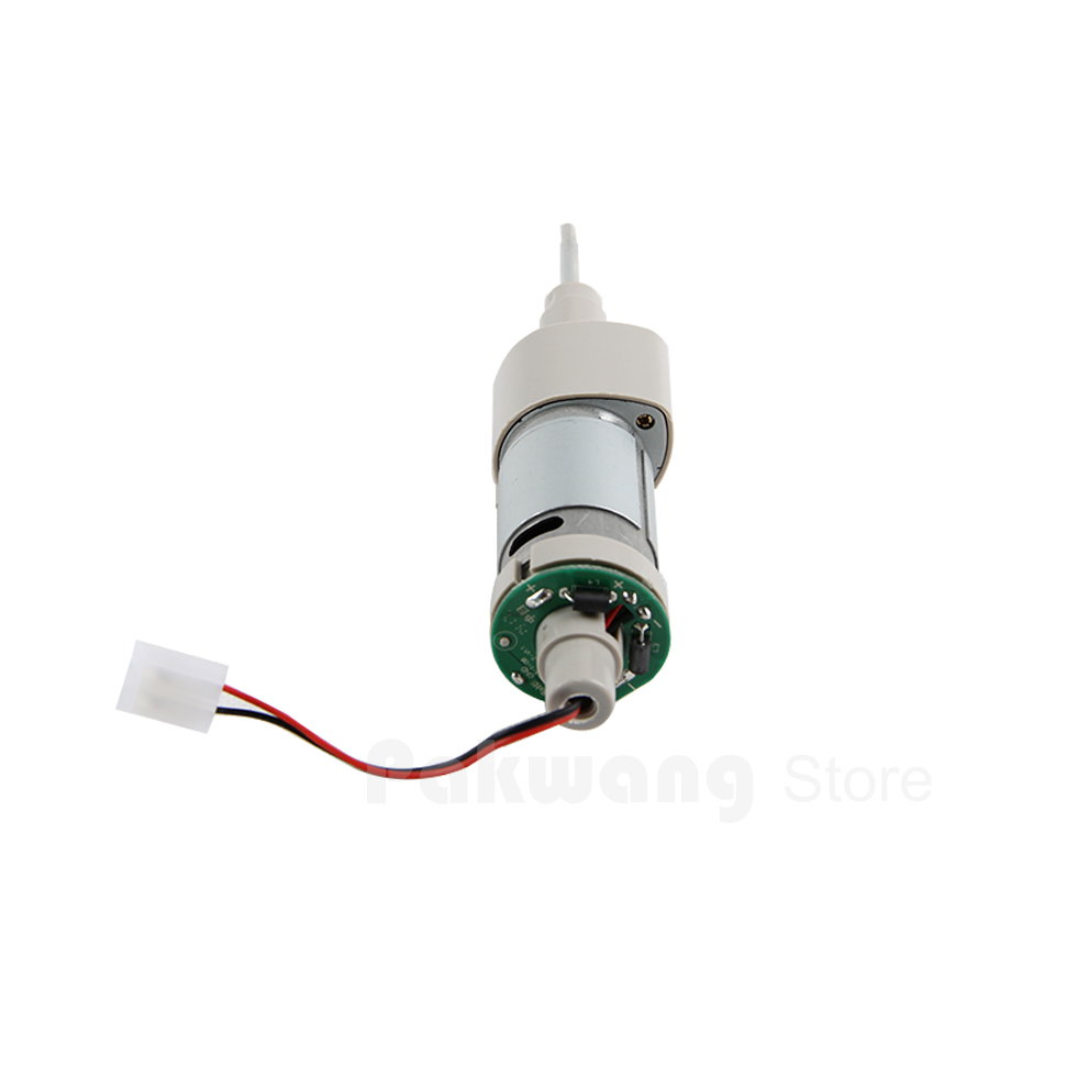 1 pc middle main brush motor for robot vacuum cleaner A320 Seebest C565, original Replacement Parts for automatic vacuum cleaner side brush 3 pcs big middle brush 1 pc small middle brush 1 pc a380 vacuum cleaner accessories original replacement parts