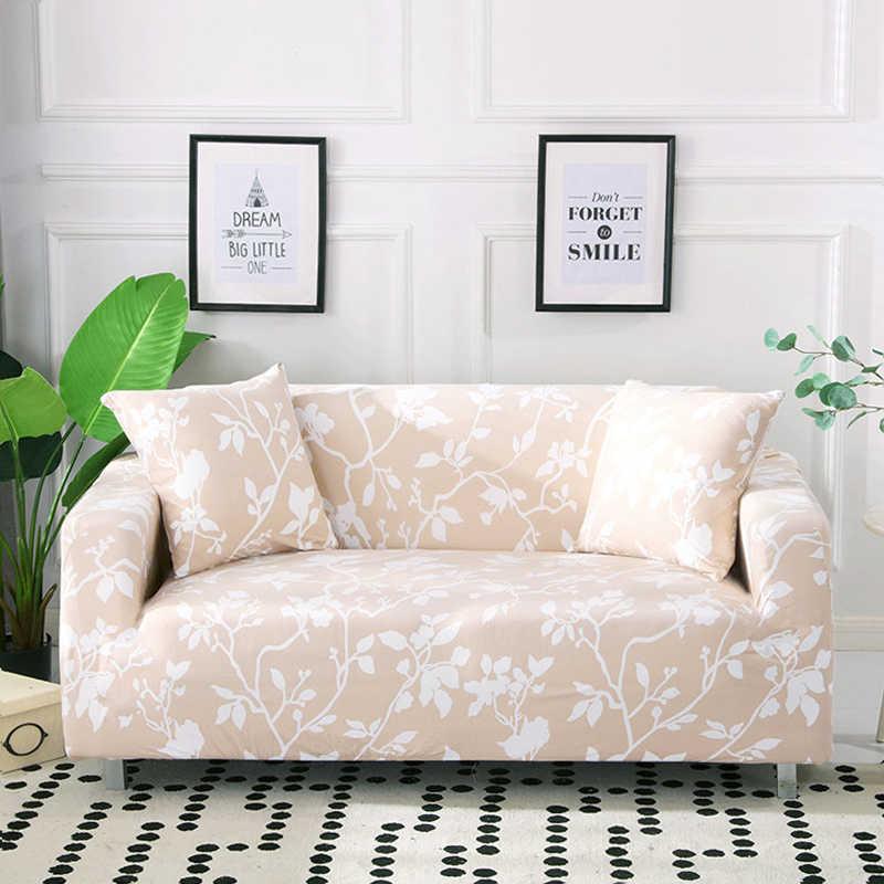 Эластичный чехол для дивана с принтом чехлы сидений гостиничных вечерние