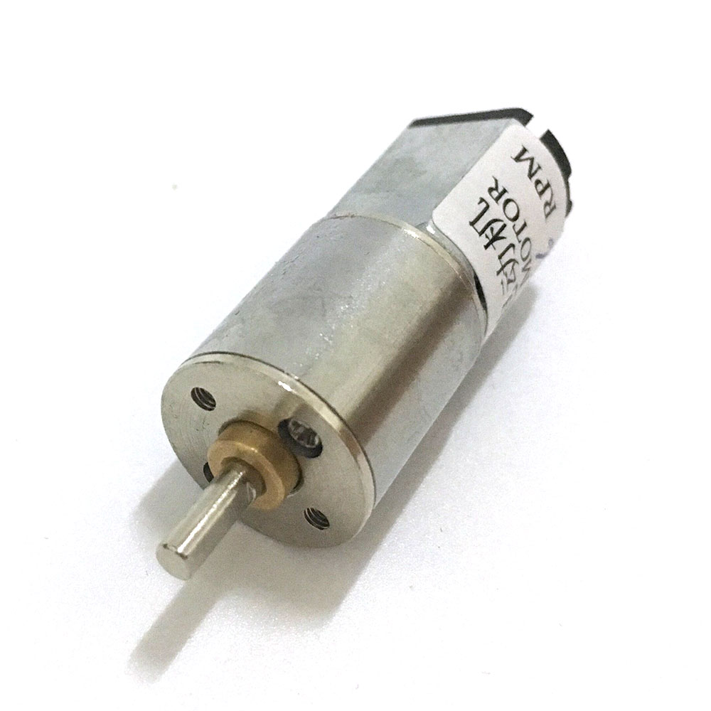 Mini gear motor high torque 6v dc electric motors for toys for Small high torque dc motor