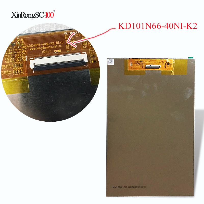 купить New 10.1'' 1280*800 LCD S for Prestigio Multipad Wize 3131 3G PMT3131_3G_D PMT3131 3G Tablet PC LCD Display по цене 2177.18 рублей