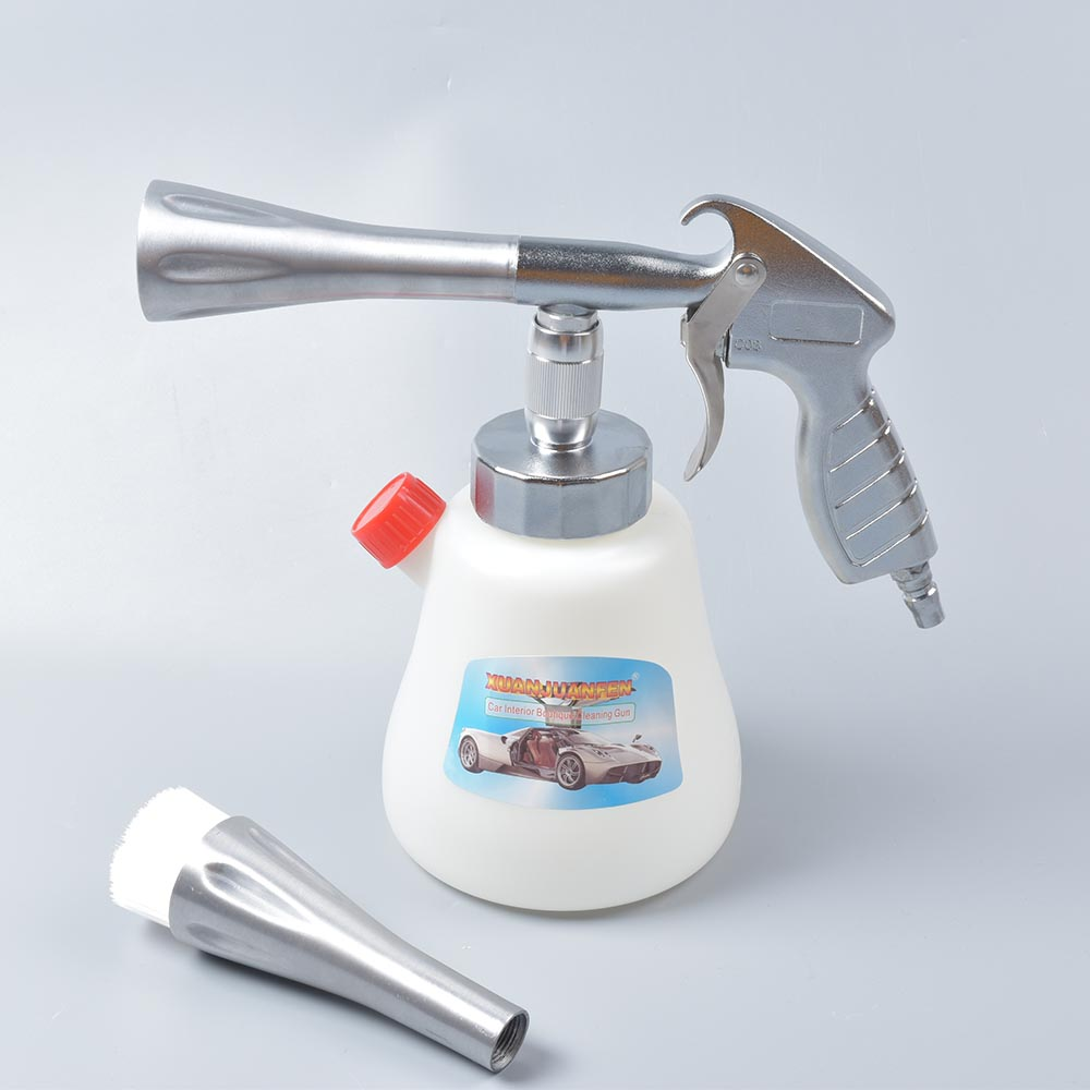 DHL Z-010 Z-020 Steel Tornador Interior Deep Cleaning Gun For Cockpit Care Car Air Opearted Car Wash Steel Equipment Tornado Gun latest cleaning gun for cars air opearted car wash equipment tornado gun car cleaning spray gun interior cleaning