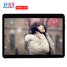 10.1 inch 3G 4G Lte Tablet PC 4GB RAM 64GB ROM GPS 5MP Android 6.0 Bluetooth 1280*800 IPS Tablets 10″ DHL Free Shipping