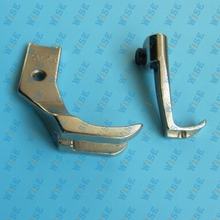 WELT / PIPING FOOT INDUSTRIAL WALKING FOOT LEATHER SEWING MACHINES JUKI CONSEW # S32 5/32