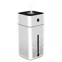 1000ML Ultrasonic Air Humidifier, USB Diffuser Aroma Essential Oil,   7 Color LED Night Light, Nano Mist Purifier Maker