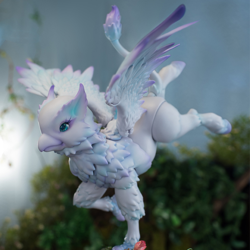 OUENEIFS Fantasy Art Line Hippogriff Rus bjd sd dolls 1/8 model reborn girls boys eyes High Quality toys makeup shop resin oueneifs sd bjd doll soom zinc archer the horse 1 3 resin figures body model reborn girls boys dolls eyes high quality toys shop