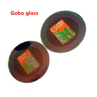 High Definition Glass Gobo for Projector Great Quality Professional High Definition True Colors Custom Glass Gobo