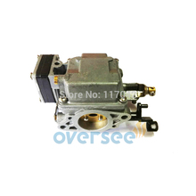 63V-14301-10 outboard carburetor assy For Yamaha 9.9HP 15HP 2 Stroke Outboard Engine Boat Motor Aftermarket parts 63V-14301-00