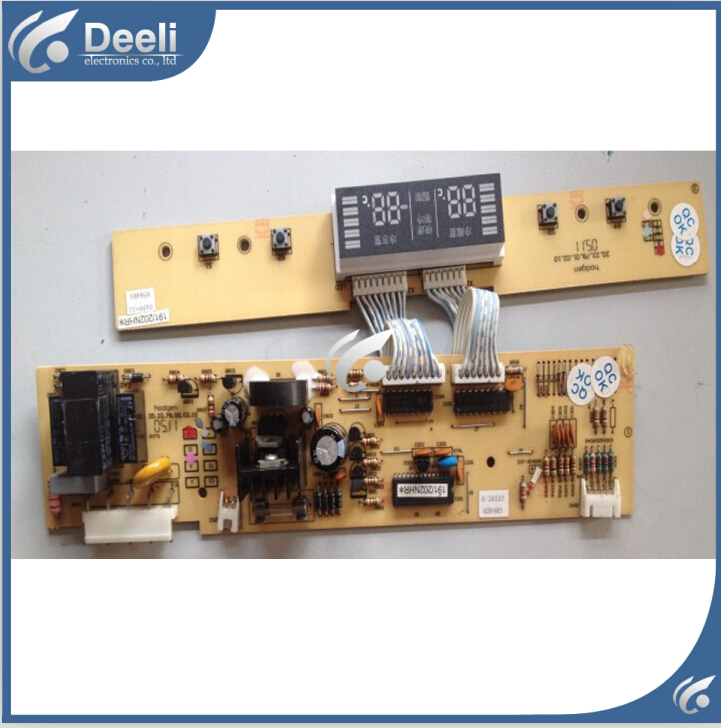 90% new working good for refrigerator original motherboard BCD-191NHR BCD-202NHR 2pcs/set on sale90% new working good for refrigerator original motherboard BCD-191NHR BCD-202NHR 2pcs/set on sale