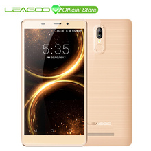 Orginal LEAGOO M8 Pro 5.7'' HD Android 6.0 MT6737 Quad Core Smartphone 2GB RAM 16GB ROM 4G Cell Phone(China)