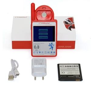 Image 5 - Mini CN900 الذكية CN900 جهاز استقبال مصغر مفتاح مبرمج صغير CN 900 عالية السيارات مفتاح مبرمج CN 900 مع متعدد اللغات