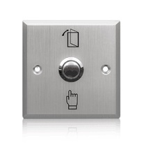 high quality door release stainless steel  door exit button for access control system