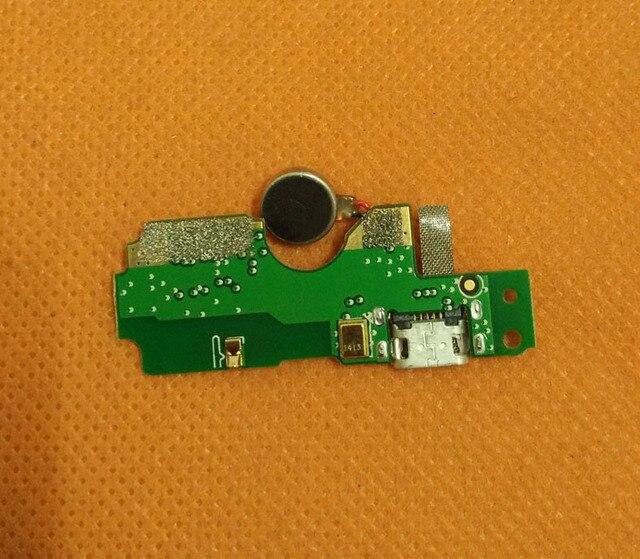 Used Original USB Plug Charge Board For Morefine Max1 MTK6735 Quad Core 5.0 inch HD Free shipping