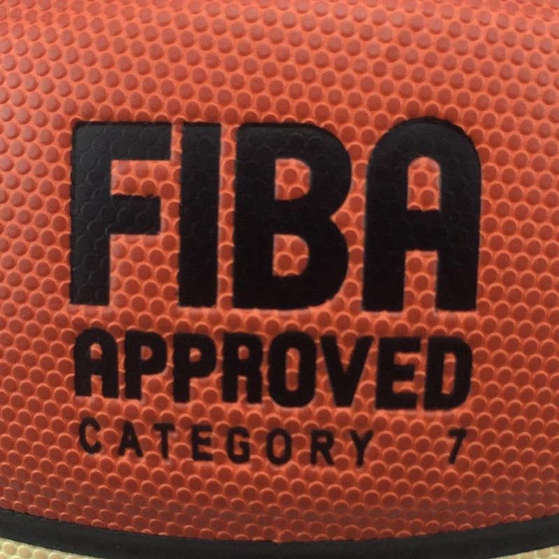 Оптом или в розницу новый бренд высокого качества Баскетбольный мяч PU Materia Официальный Размер 7/6/5 Баскетбольный мяч бесплатно с сетчатой сумкой + иглой-4
