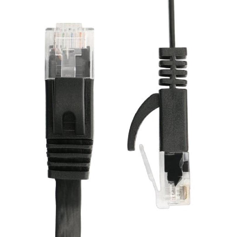 LNYUELEC CAT6 3 m 5 m 10 m 15 m 20 m 30 m de cobre Puro CAT6 cabo Ethernet UTP plano Cabo de Rede RJ45 Patch LAN cable Freeshipping