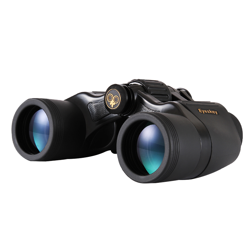Eyeskey 8x40 Porro Prism Bak4 Binoculars /See objects 8X closer, with a crystal clear range of view. 6x30mm compact porro prism fogproof monocular