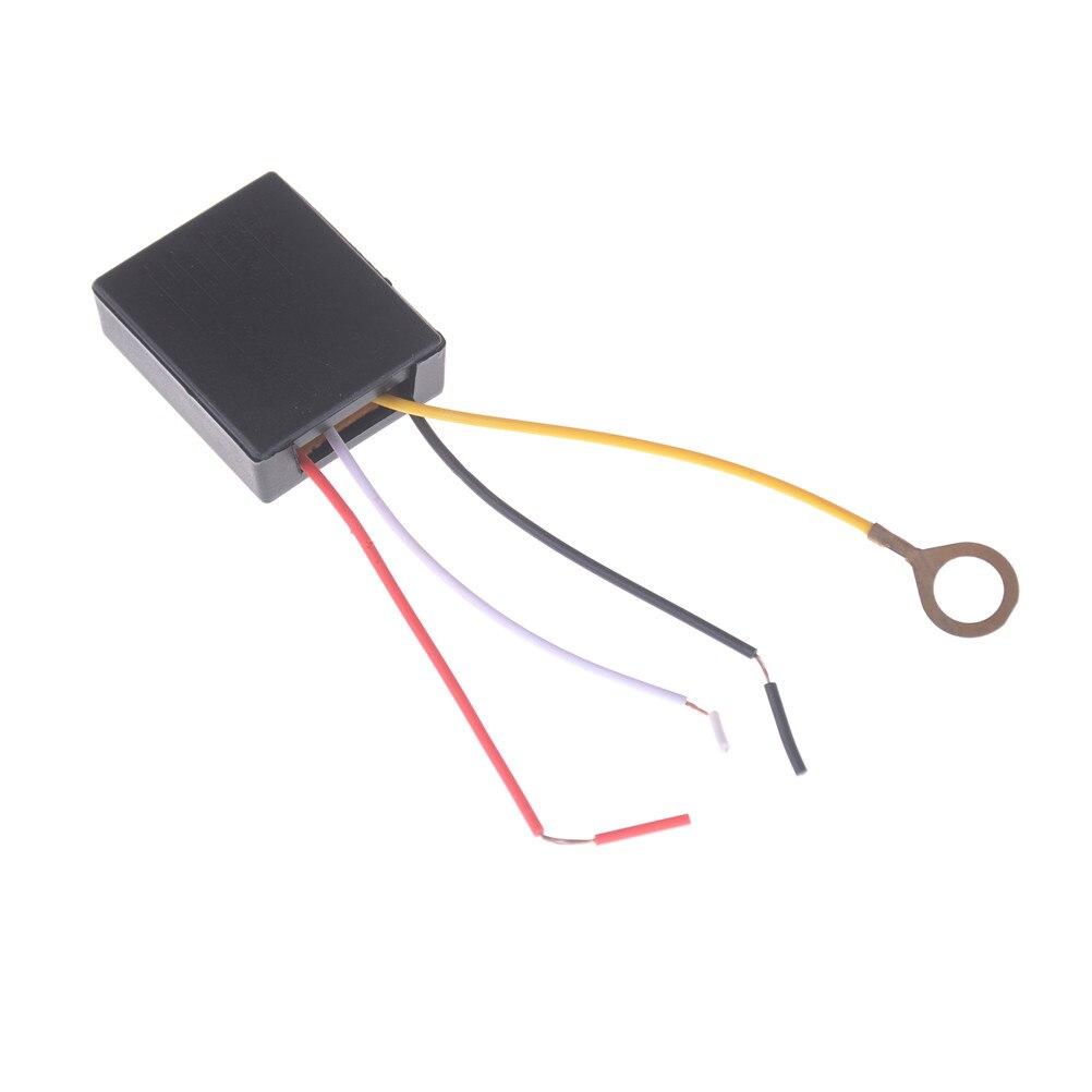 3PDT con terminali a 11/pin e indicatore a LED. bobina da 5A a 220 V CA // 24 V CC Heschen Rel/è di alimentazione multiuso HH53P-L da 24 V CC