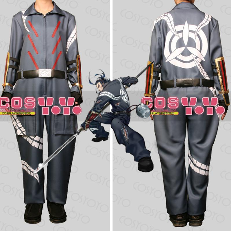 Game Touken Ranbu Online Nihon Cosplay costume Full set Halloween Costume 2016 Free shipping