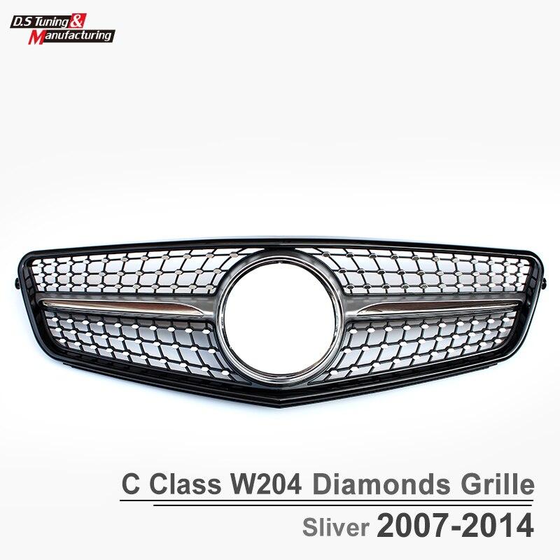 mercedes c class w204 2008 2014