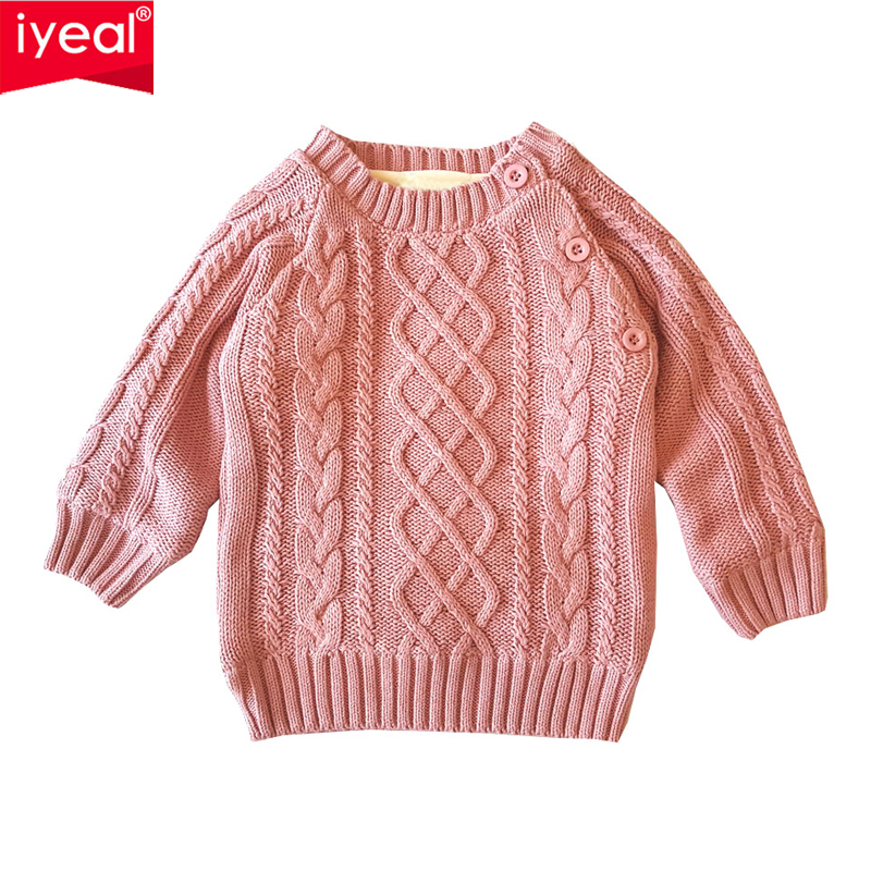 8ead6d3aa IYEAL Baby Girls Boys Clothes Pullover Christmas Knitted Sweater ...