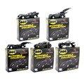 5 pçs/set DC Tomica Limitada TC Batman Batmobile Metal PVC Action Figure Collectible Modelo Brinquedos