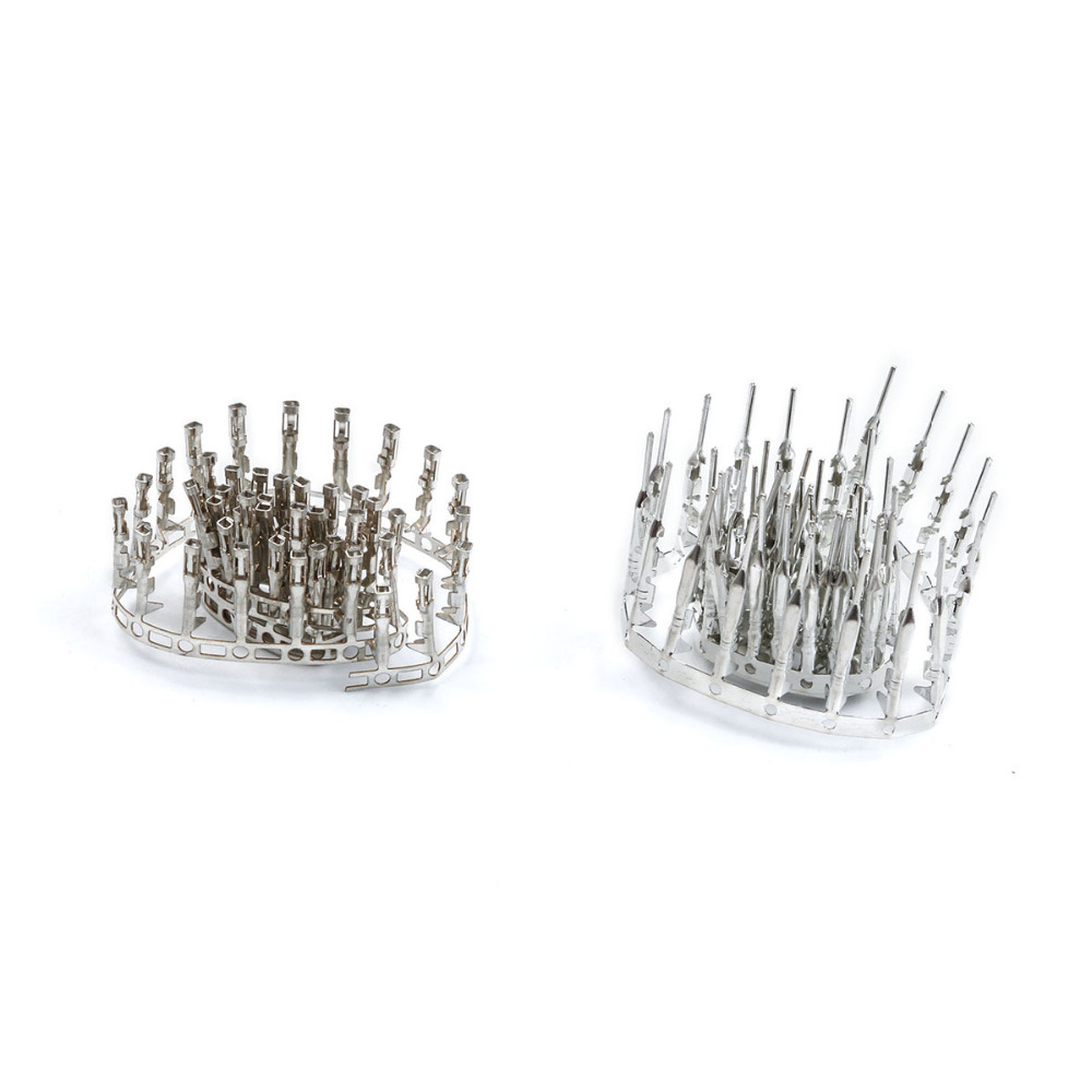100PCS 2.54mm Dupont Jumper Wire Cable Housing Female/Male Pin Connector Terminal Kit100PCS 2.54mm Dupont Jumper Wire Cable Housing Female/Male Pin Connector Terminal Kit