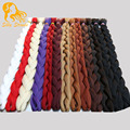 82'' Kanekalon Jumbo Braiding Hair Synthetic Jumbo Braid Hair Extensions 165g Fasle Hair Bulk Box Braiding Hair